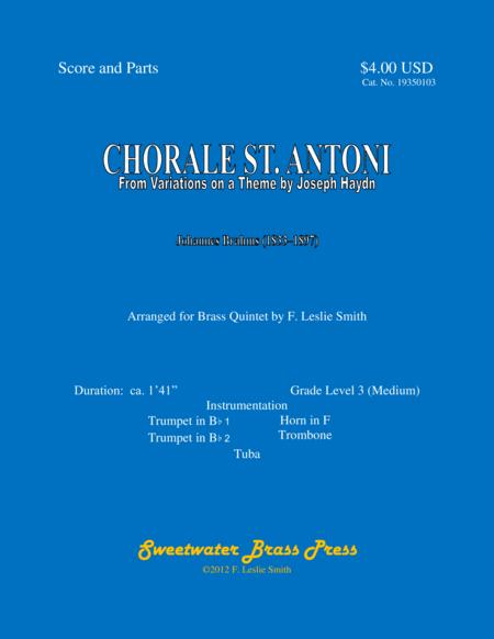 Chorale St. Antoni