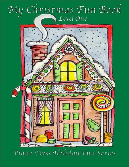 My Christmas Fun Book Level One