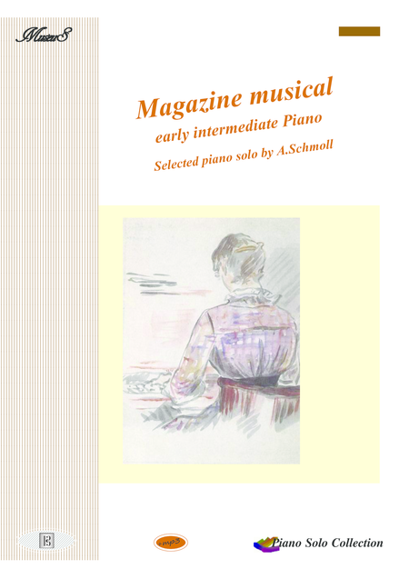 Magazine Musical Selected Early intermediate Piano