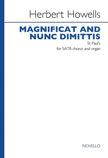 Magnificat and Nunc Dimittis - St. Paul's