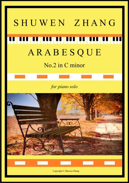 Arabesque No.2 in C minor