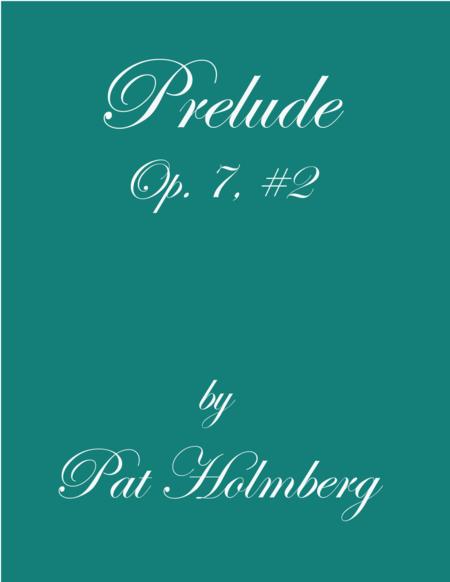 Prelude, Op. 7 #2