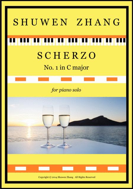 Scherzo No.1 in C major