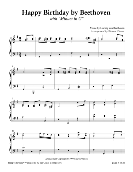 piano solos sheet music pdf