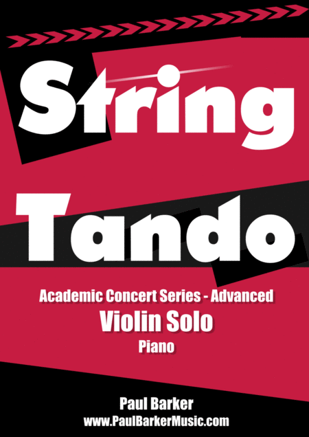 Stringtando (Violin Solo/Piano)