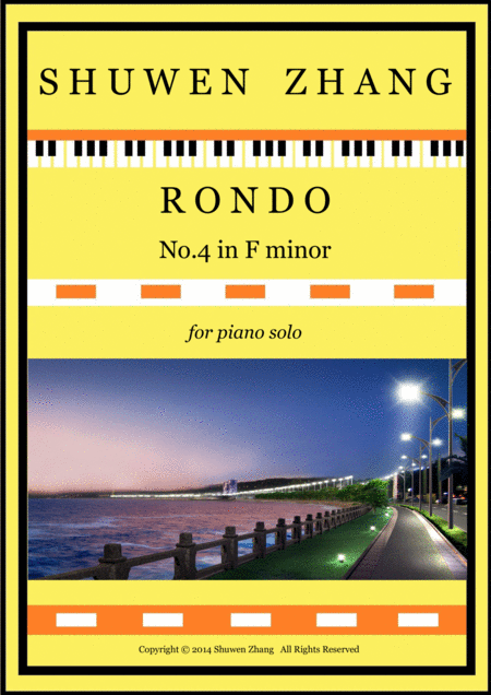 Rondo No.4 in F minor