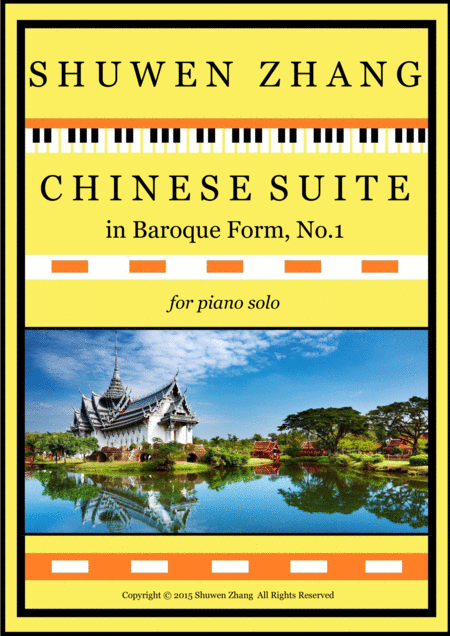 Schuwenn Z.-Chinese Suite in Baroque Form No.1