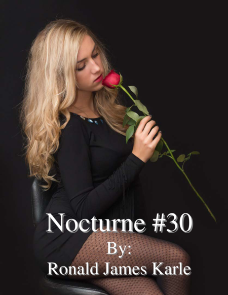 Nocturne #30 by: Ronald J. Karle
