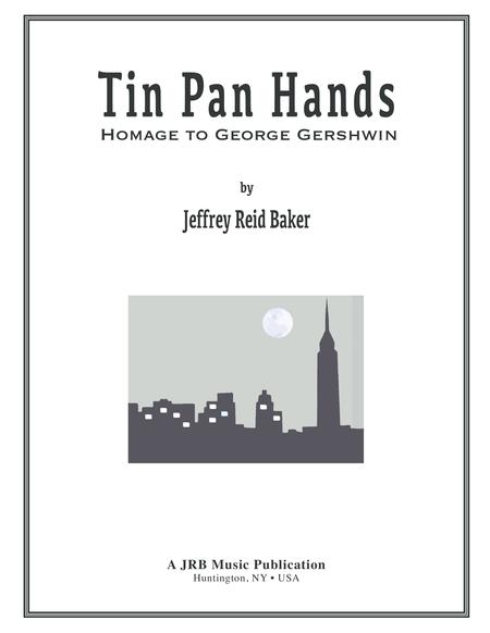 Tin Pan Hands, Op. 2: Andante & Stomp