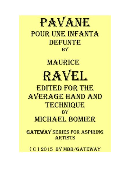 Pavanne pour une Infante Defunte
