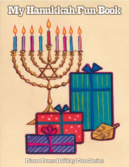 My Hanukkah Fun Book