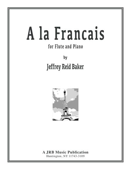 A la Francais