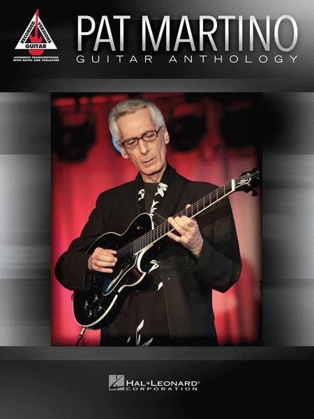 Pat Martino - Guitar Anthology