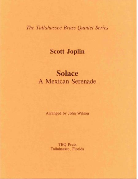 Solace - A Mexican Serenade