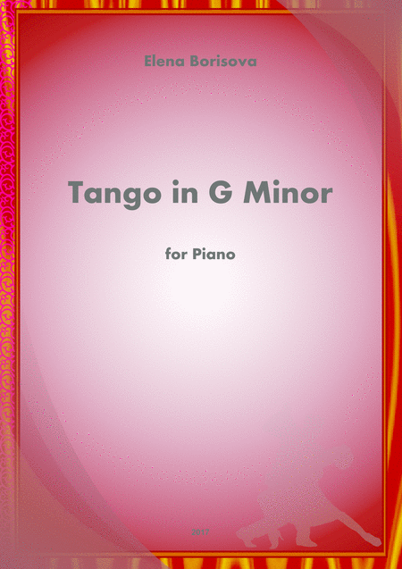 Tango in G Minor