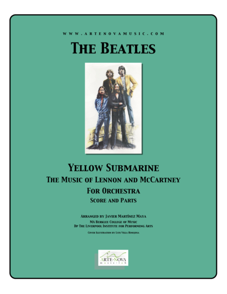 Yellow Submarine - The Beatles for Orchestra