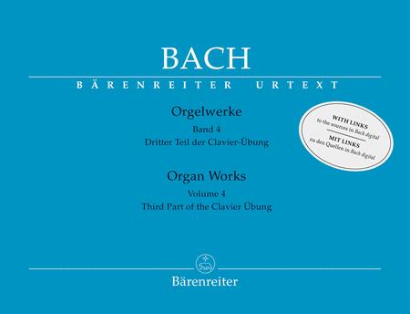 Organ Works, Volume 4