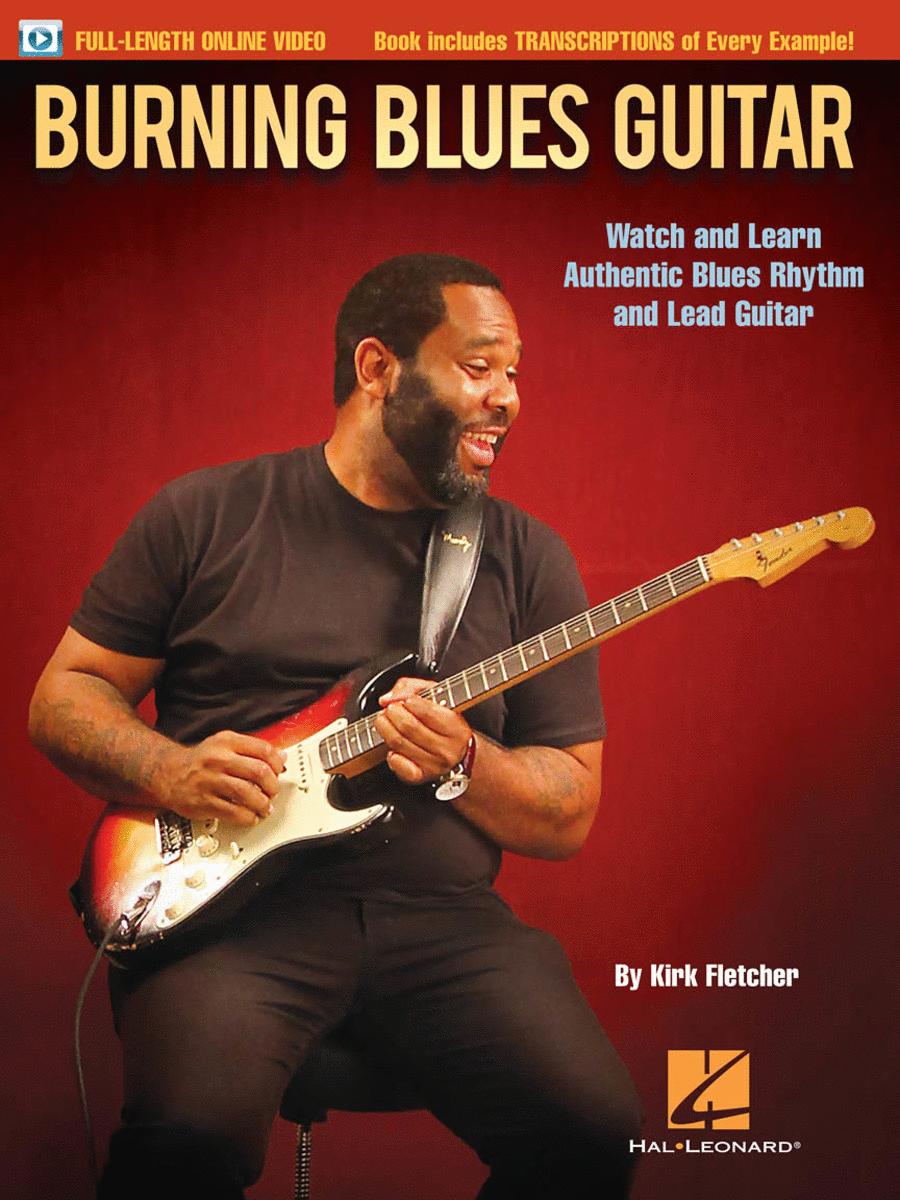 Burning Blues Guitar