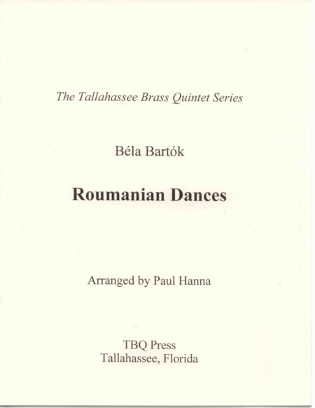 Roumanian Dances