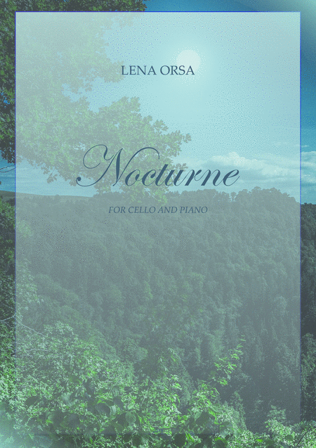 Nocturne for Cello and Piano