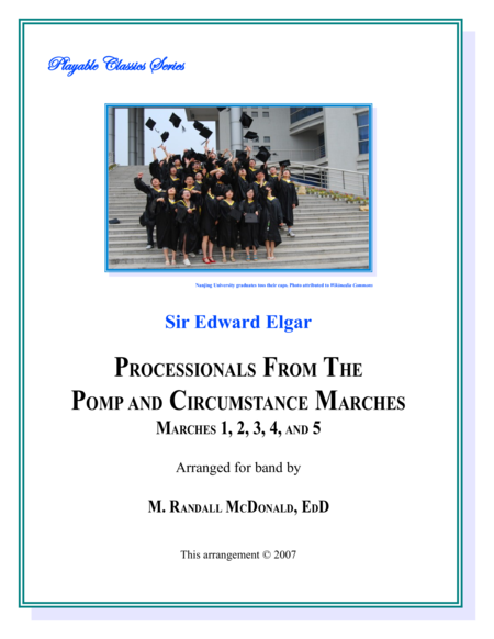 Processionals From The Pomp and Circumstance Marches