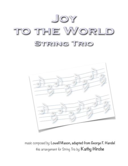 Joy to the World - String Trio