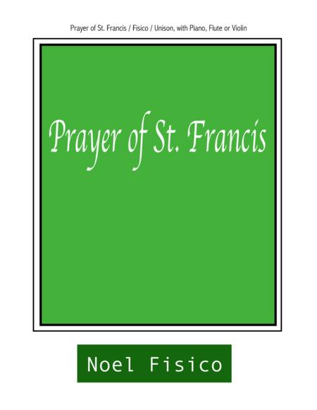 Prayer of St. Francis