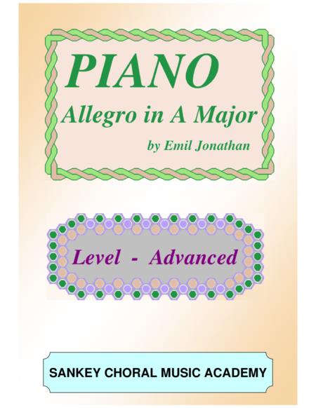 Allegro in A Major