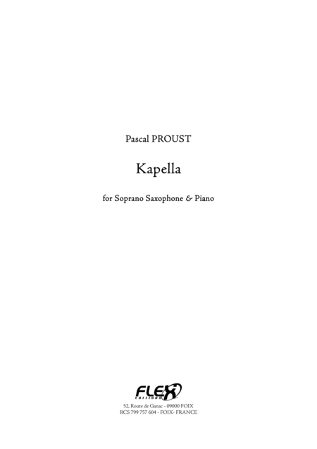 Kapella