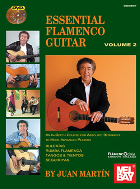 Essential Flamenco Guitar: Volume 2