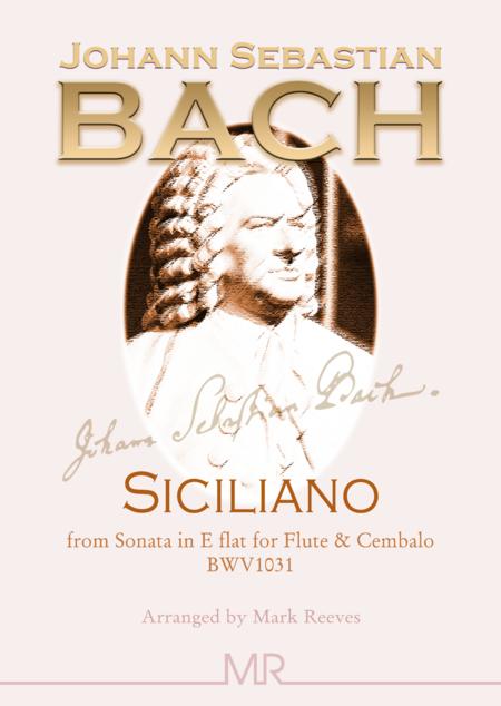 Siciliano for Flute and Piano