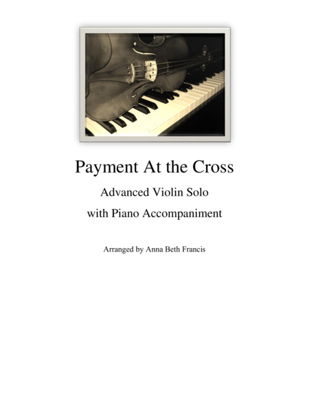 Payment at the Cross Medley