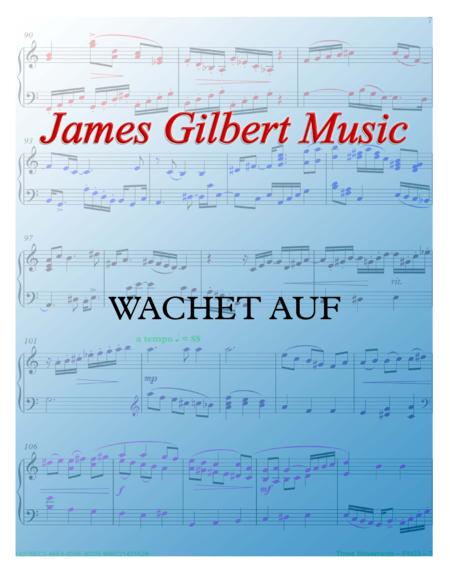 WACHET AUF (Sleepers, Awake)