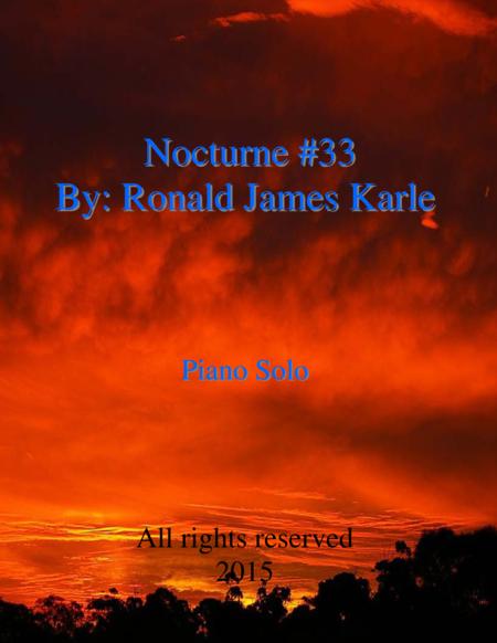 Nocturne #33
