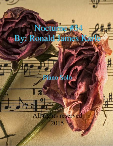 Nocturne #34