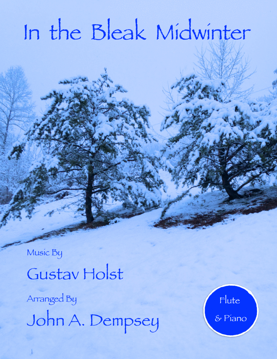 In the Bleak Midwinter (Flute and Piano)