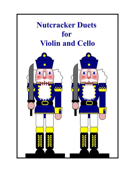 Nutcracker Duets for Violin and Cello