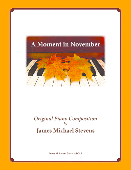 A Moment in November