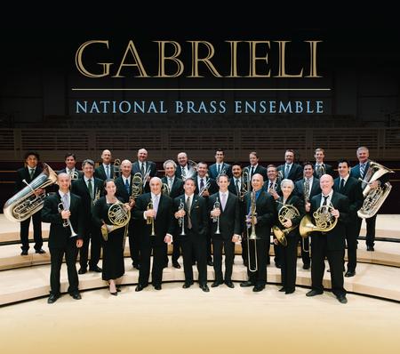 Gabrieli - National Brass Ensemble
