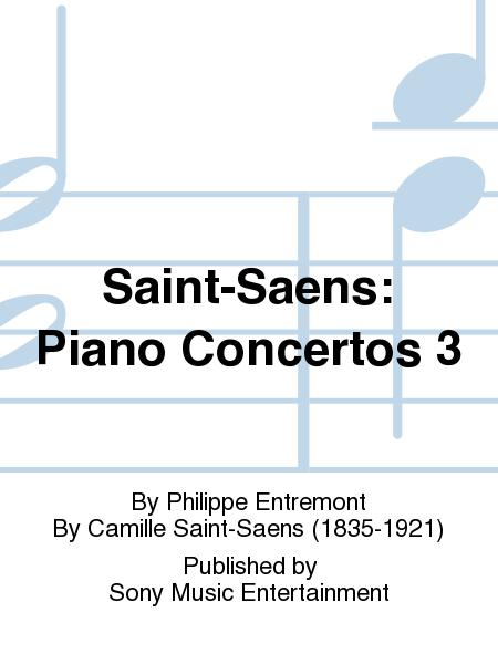 Saint-Saens: Piano Concertos 3