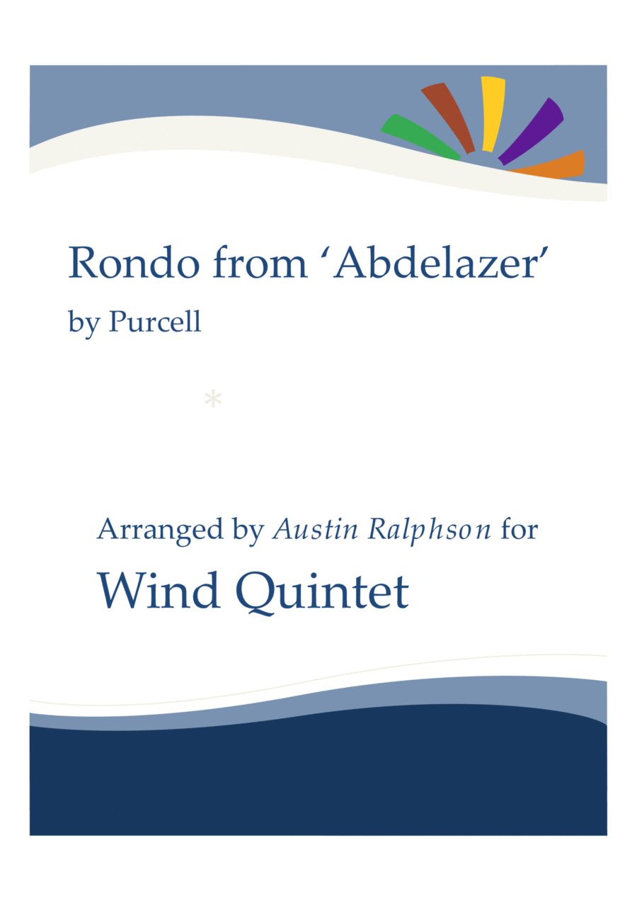 Rondo from The Abdelazer Suite - wind quintet