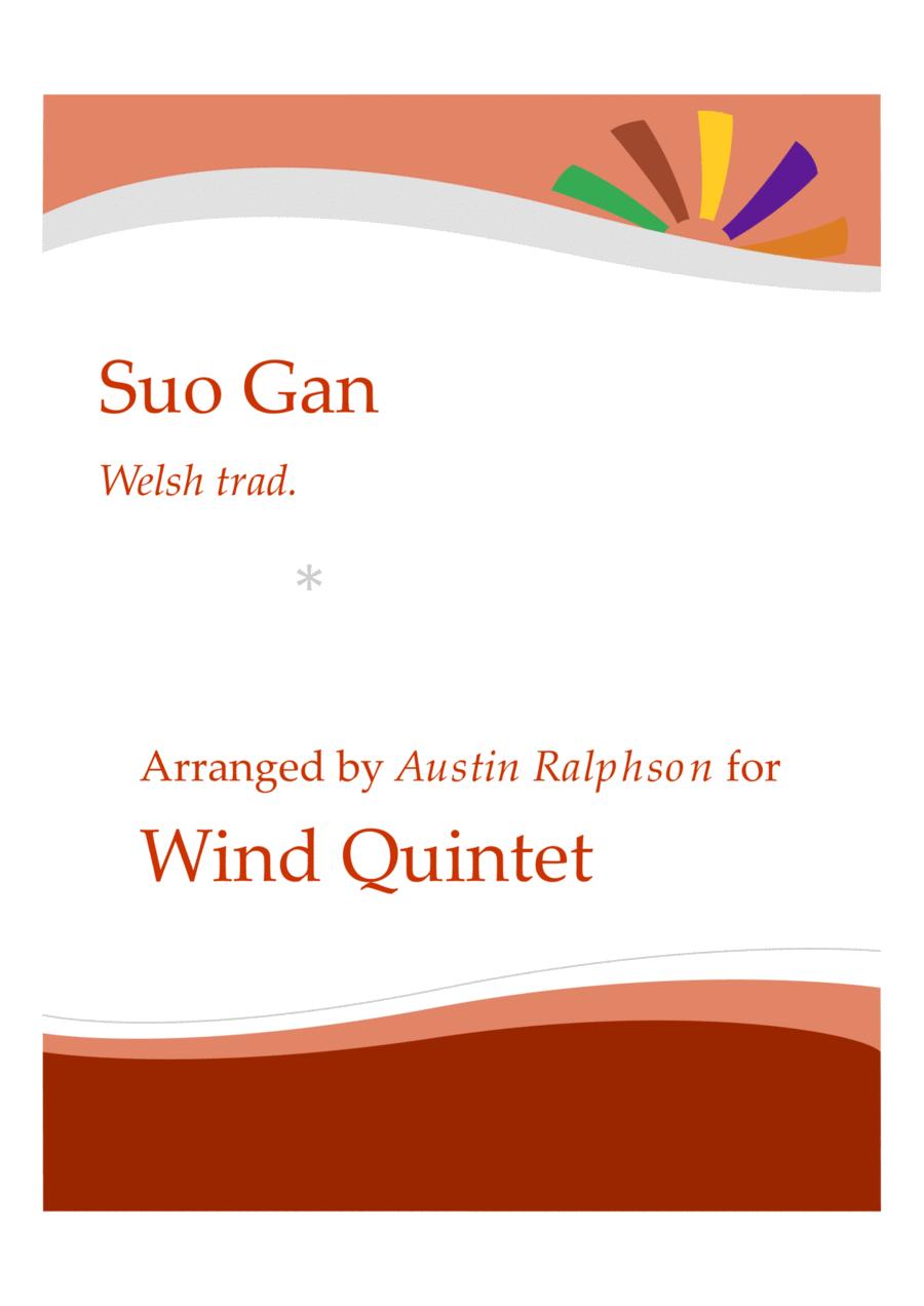 Suo Gan - wind quintet