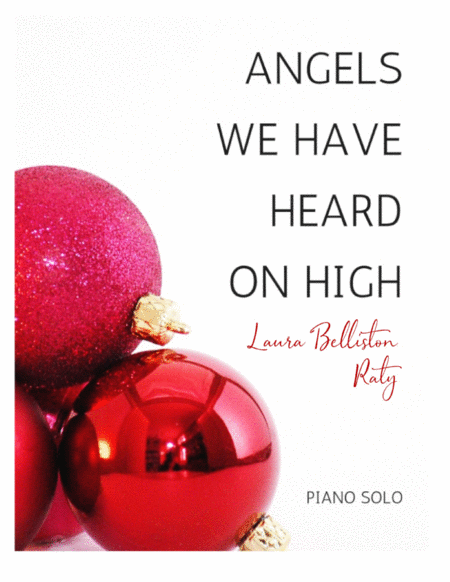 Angels We Have Heard on High (Piano Solo)