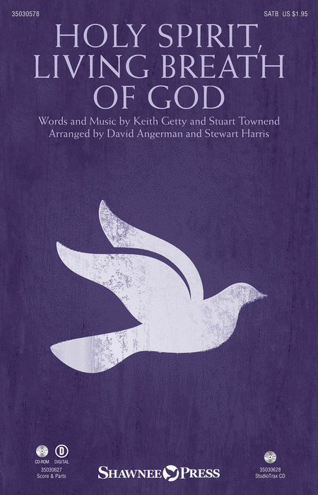 holy spirit living breath of god sheet music pdf