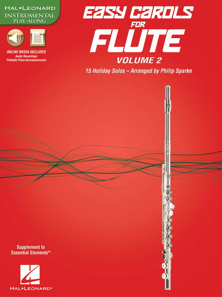 Easy Carols for Flute, Vol. 2