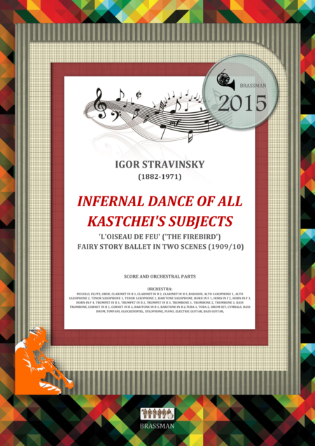 Infernal Dance of All Kastchei's Subjects