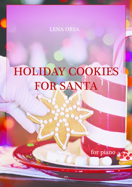 Holiday Cookies for Santa