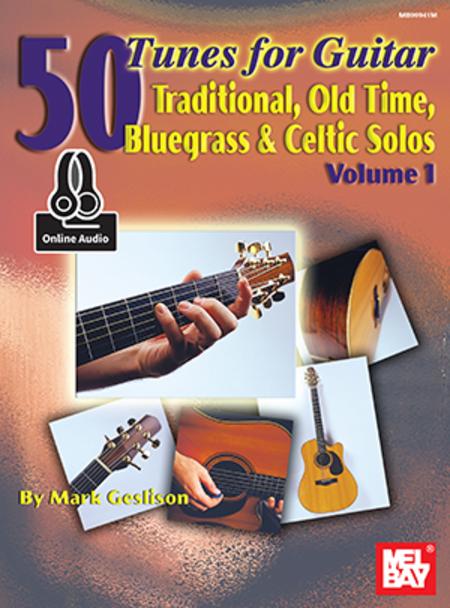 50 Tunes for Guitar, Volume 1