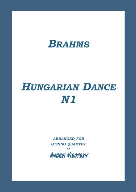 Hungarian Dance N1