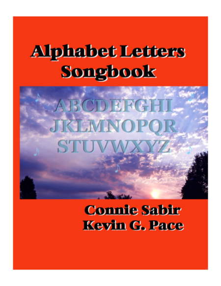 Alphabet Letters Songbook